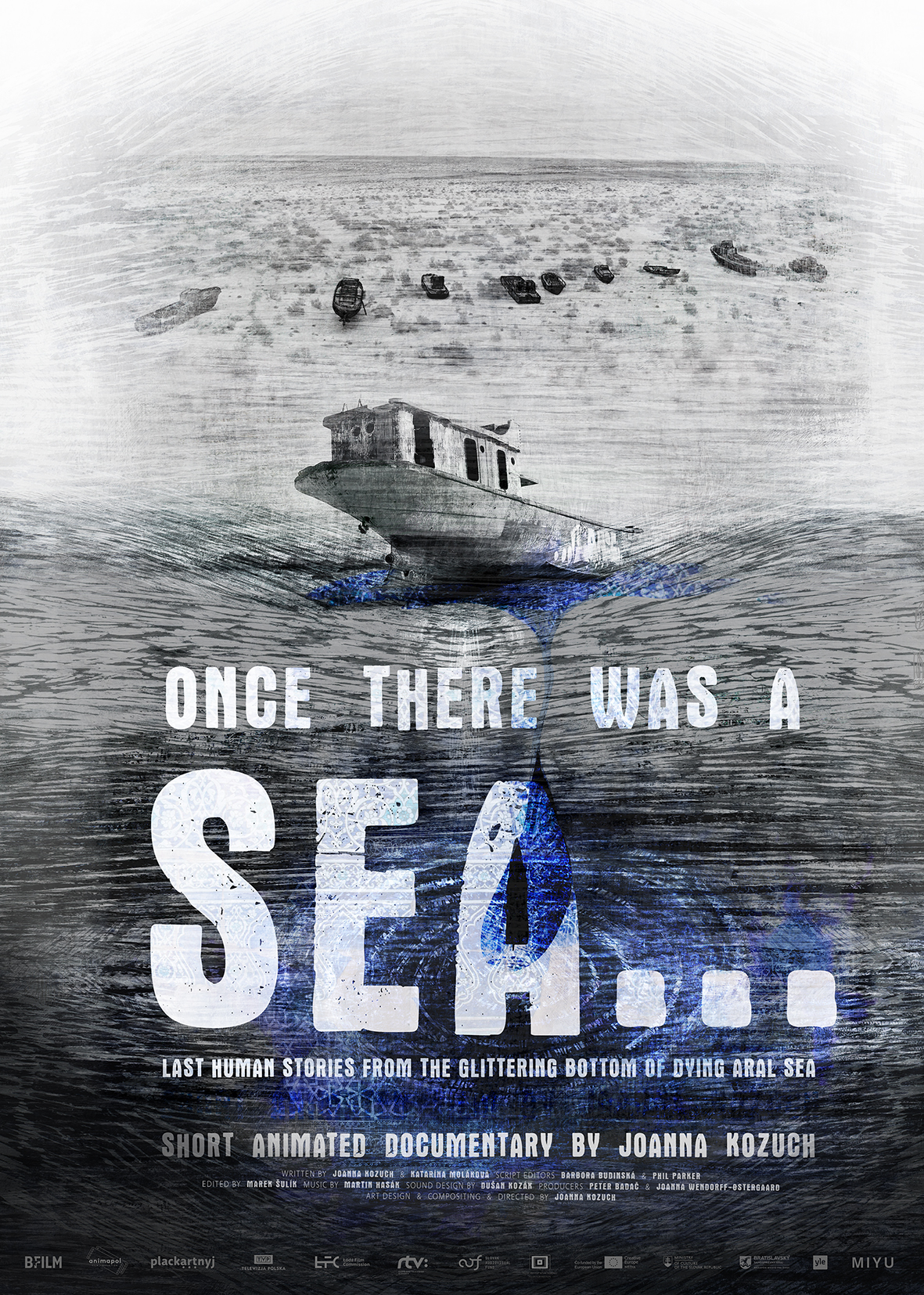 ONCE THERE WAS A SEA___poster SMALL